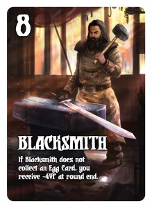 Eggs and Empires Card