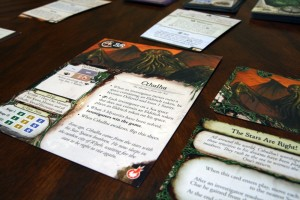 Eldritch Horror Cthulhu