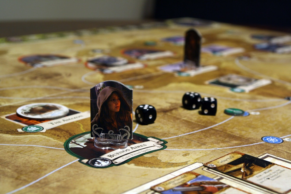 Eldritch Horror Game Experience