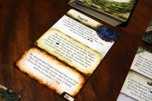 Eldritch Horror Encounter Card