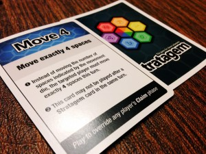 Stratagem Action Cards