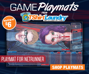 Netrunner Playmat