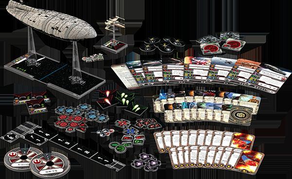 X-Wing Rebel Transport