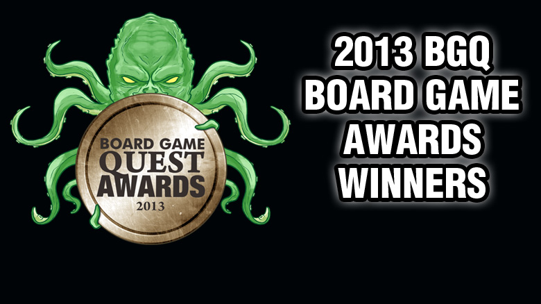 2013 Board Game Award Winners