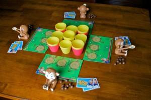 Coconuts Game Board