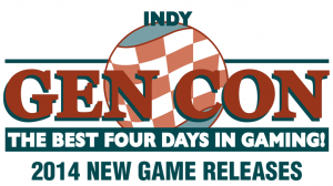 Gen Con New Game Releases