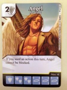 Marvel Dice Masters Angel