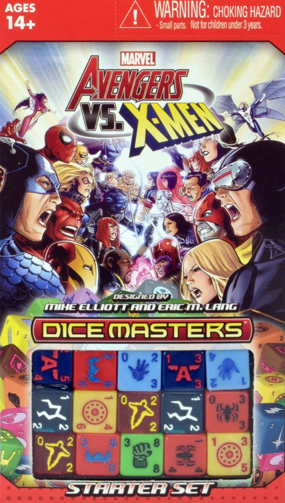 Dice Masters Dice Game