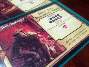 Undermountain Quest Cards