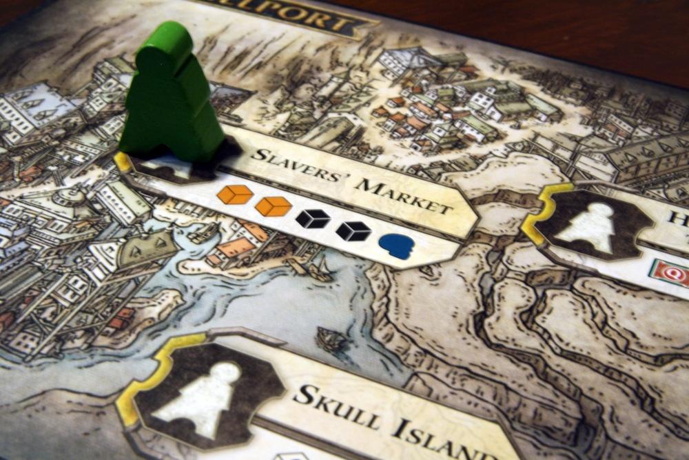 Scoundrels of Skullport Game Experience