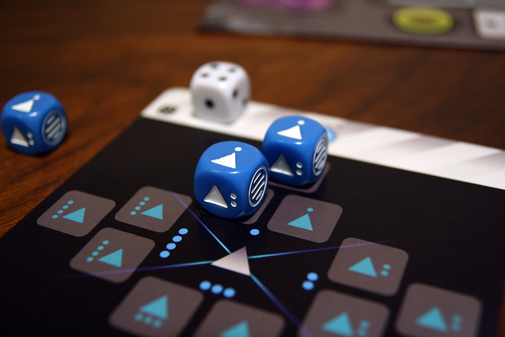 Space Cadets: Dice Duel Sheilds