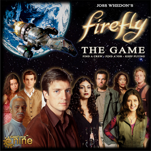 Firefly: The Game Review | Board Game Quest image