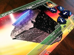 Galactic Strike Force Components