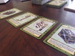 Scrapyard Empire Part Cards