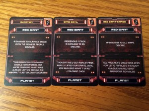 Last Starfleet Planet Cards