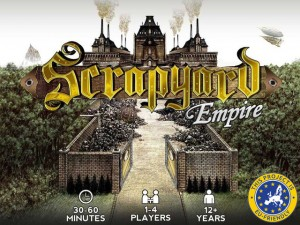 Scrapyard Empire