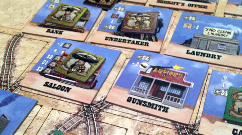 Deadwood Game Experience