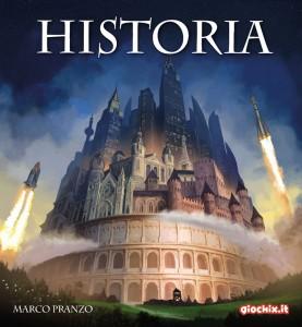 Historia Kickstarter