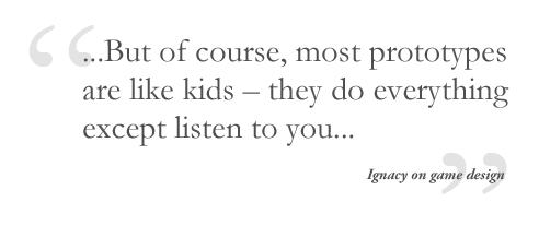 Ignacy Quote
