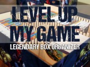 Legendary Box Organizer
