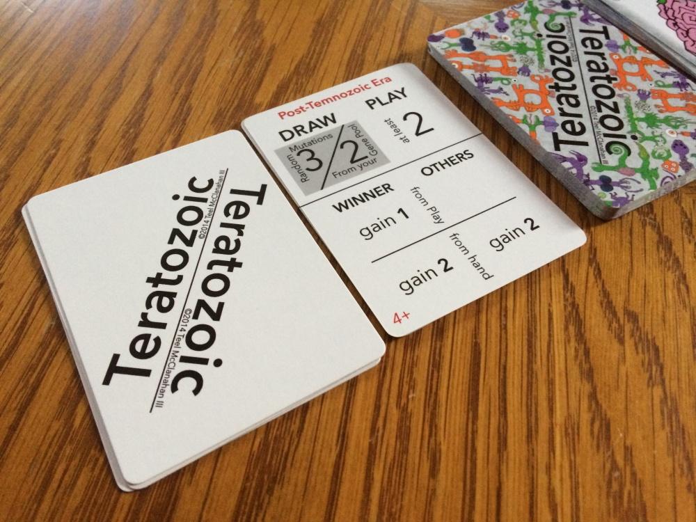 Teratozoic Game Experience