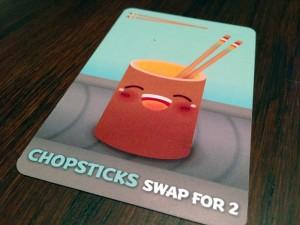 Sushi Go Chopsticks