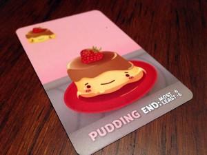 Sushi Go! Pudding