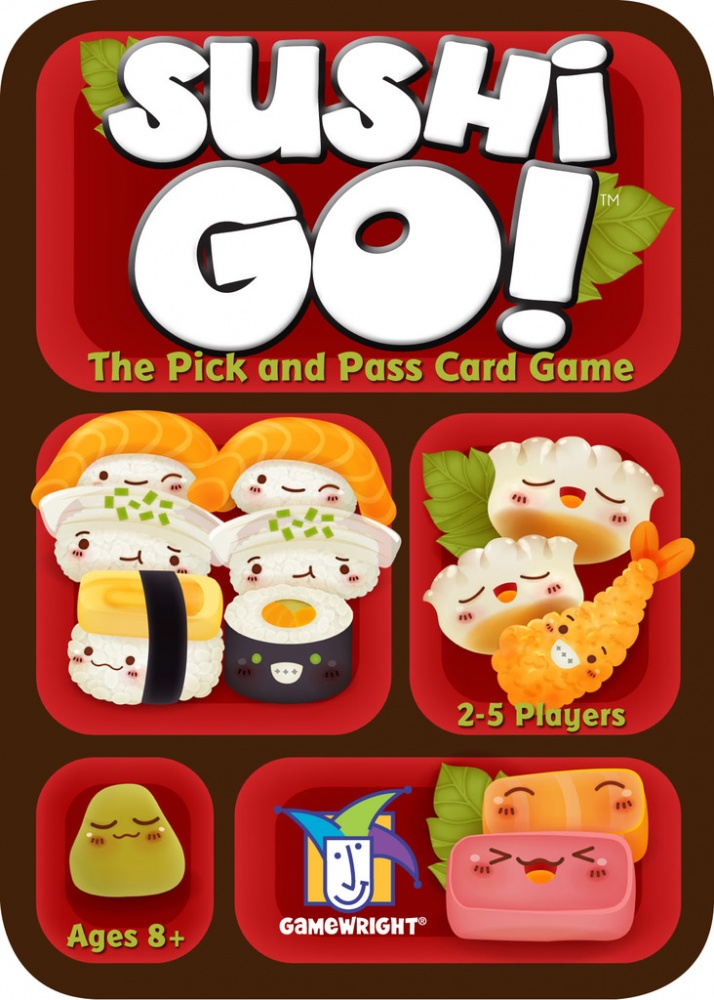 Sushi Go! Review | Board Game Quest image