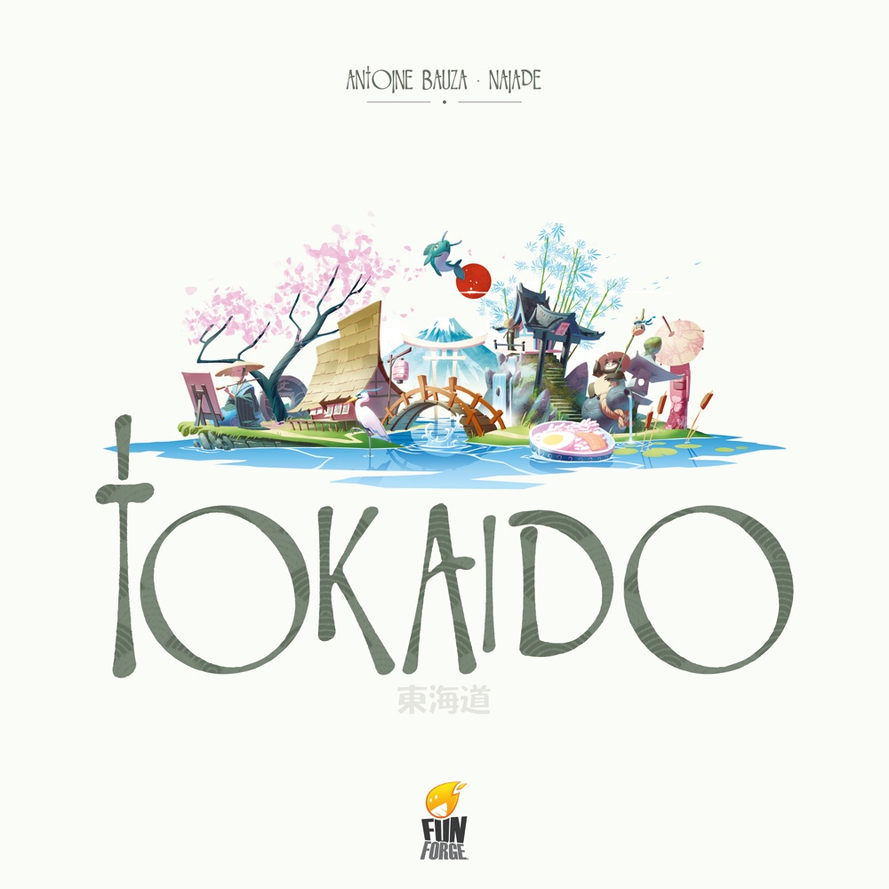 Tokaido Review | Board Game Quest image