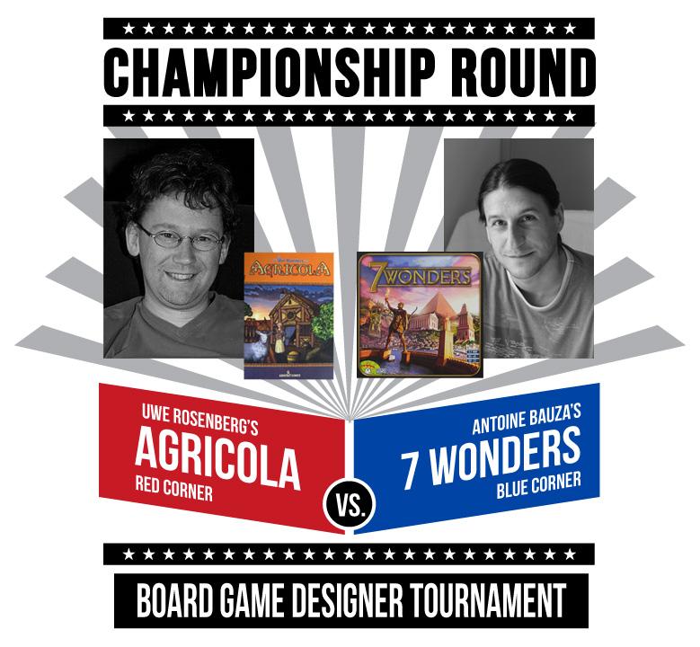 Board Game Designer Tournament Champship