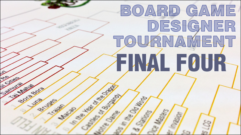 Designer Tournament Header