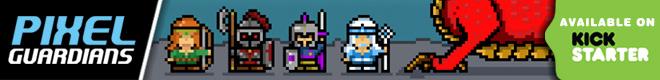 Pixel Guardians Kickstarter