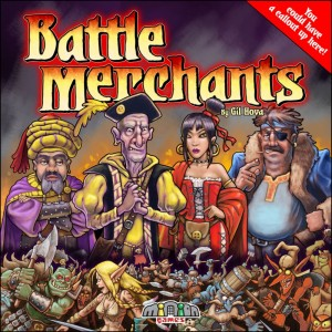 Battle Merchants Box