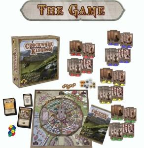 Clockwork Kingdom Kickstarter