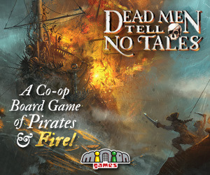 Dead Men Tell No Tales Kickstarter