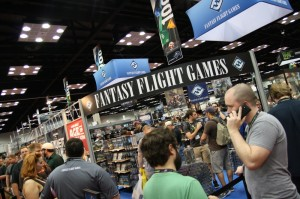 Fantasy Flight Booth