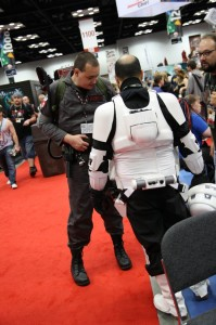 Storm Trooper Cosplay