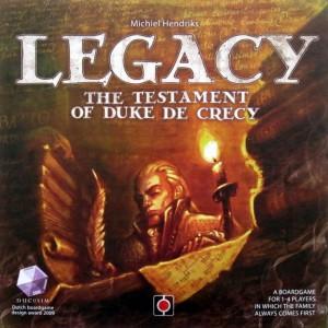 Legacy Game Box