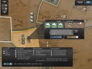 Desert Fox Interface