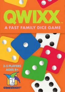 Quixx Dice Game