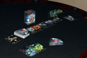 Star Realms Setup