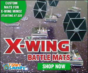X-Wing Minis Battle Mats