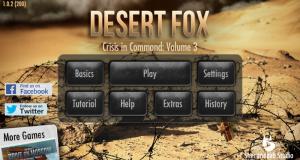 Desert Fox iOS