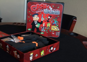 Cash N Guns Components