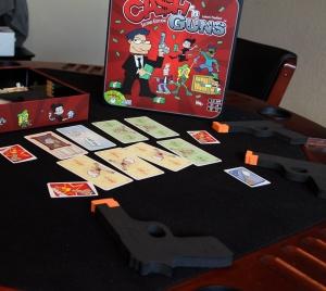 Cash N Guns How to Play