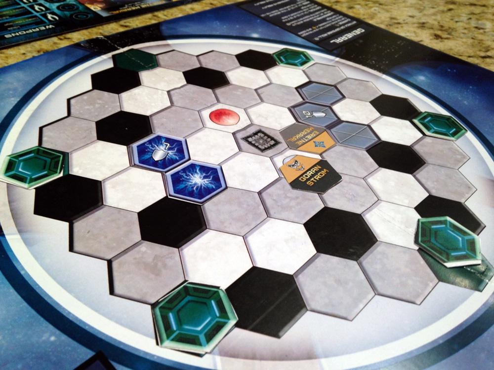 Galactic Arena Board