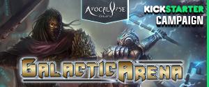 Galactic Arena Kickstarter