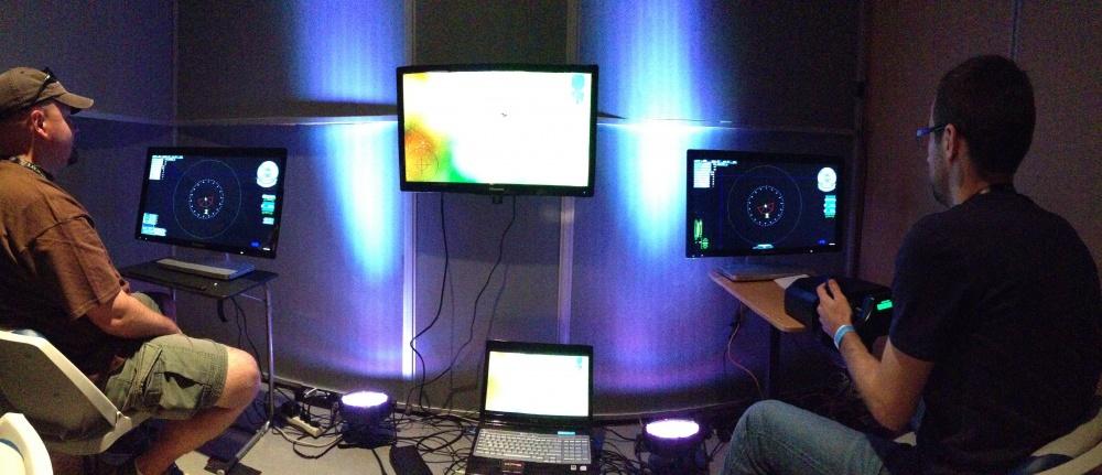 Artemis Space Ship Bridge Simulator
