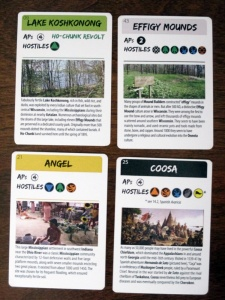 Mound Builders Cards