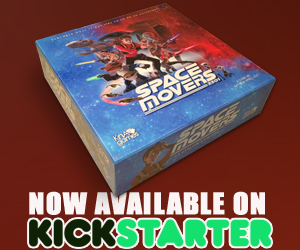 Space Movers Kickstarter